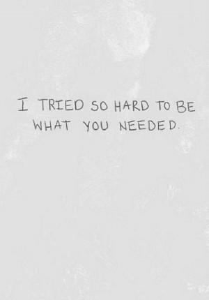 girlfriend boyfriend quote depression relationships alone broken hard ...