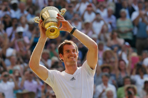 Andy Murray's Wimbledon Victory Nets UK TV's Biggest Audience ...