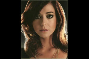 Lily Aldrin Picture Slideshow