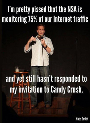 funny comedian quotes candy crush saga