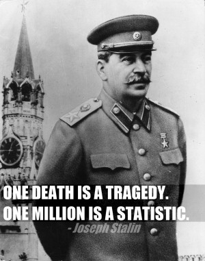 Quotes by Joseph Stalin
