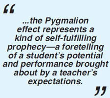 Pygmalion Effect Quote