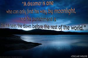 Oscar Wilde DREAMER