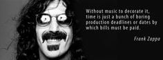 Frank Zappa Quotes It - frank zappa quote on