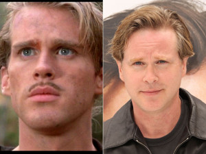 Princess Bride Cast, Then and Now - Cary Elwes:Westley