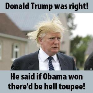 Donald Trump ... lol