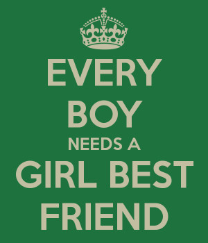 Boy and Girl Best Friend Quotes