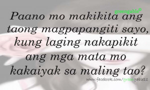 Love Quotes Tagalog Text Messages