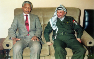 Nelson Mandela, 95, first democratic president of South Africa, was ...