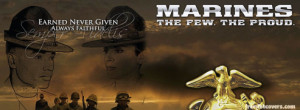 Marine Facebook Cover