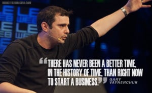 Gary Vaynerchuk Business Picture Quote