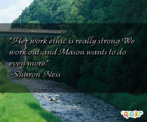 Famous Quotes About Work Ethics