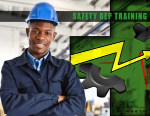 Health & Safety Rep Training includes the following Modules: