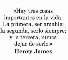 Henry James.