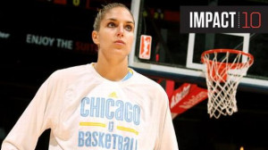 espnW -- WNBA rookie of the year Elena Delle Donne is No. 6 on our ...
