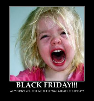 funniest black friday quotes, funny black friday quotes