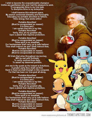 Funny photos funny Pokemon song lyrics Joseph
