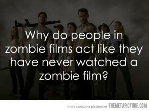 ... biohazard funny zombie pics danai gurira fakes zombie apocalypse