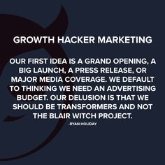 hacker marketing more growth hacks hacks quotes growth hackers hackers ...