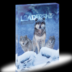 Inspirational Wolf Quotes Leadership wolves infinity