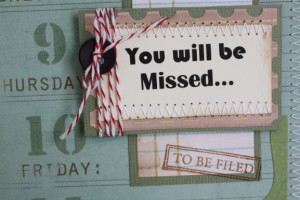 So you see, Pixie Dust Paperie May Kit