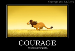 Motivationally Couraged