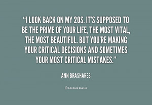 Quotes About Your Twenties