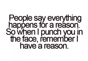 anger, people, punch, quotes, text