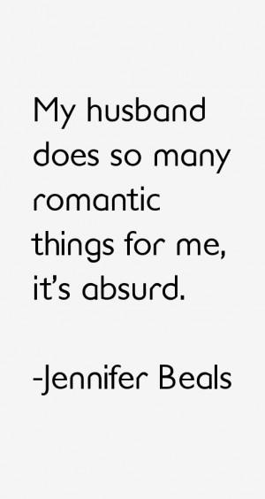 Jennifer Beals Quotes amp Sayings