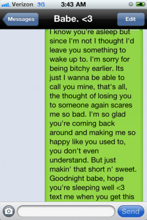 Ecards text messages | Tumblr sad, text message, text, quotes, quote ...