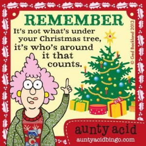 Aunty Acid: