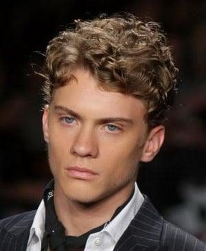 Mens Curly Hair 2014 Curly Hairstyles Men 2014 Hairstylesnews