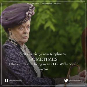 Lady Violet :)
