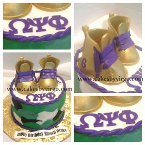 Instagram photo by @Virgo (Cakes by Virgo, LLC) | Statigram Omega Man ...