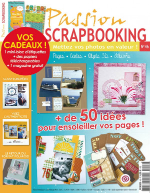 Passion Scrapbooking...