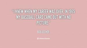 Bob Uecker Quotes
