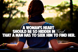 One of many Christian quotes that reminded me that being single wasn't ...