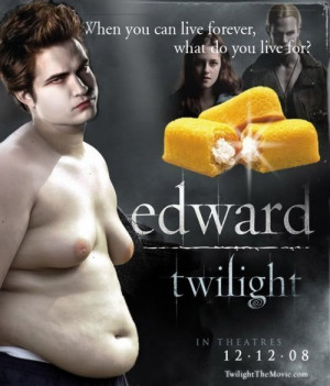 Darn those Twinkies.
