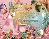 ... Tea Party, Tea Party, Garden Tea Party, Party Invitations, Tea Party