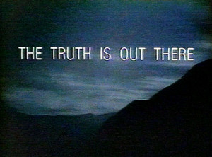 Follow the Truth as Best You Can