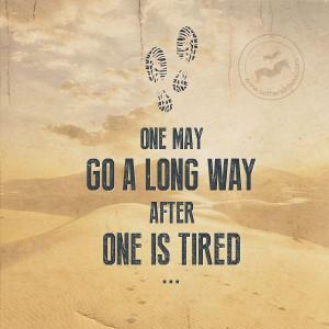 Long Way Quotes