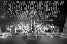 Austin Carlile Quotes♕
