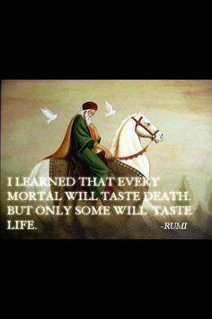 Rumi Inspiring!. #sufi #sufishop #Dervishes #rumi #mevlana #islam # ...