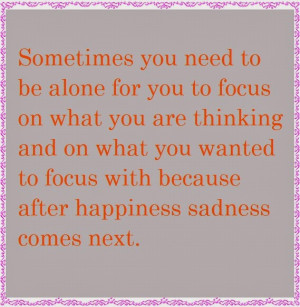 Funny Quotes about Sadness