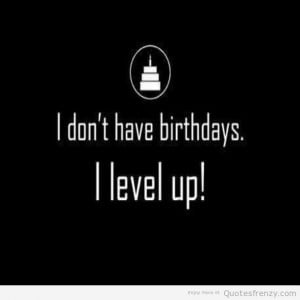 birthday bday Quotes