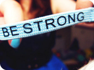 There are the emotionally strong who can withstand almost any sort of ...