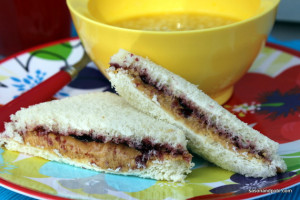 Our Fav Sandwich Is Jif Peanut Butter and Jelly. What Is Yours? #MC