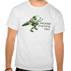 grasshopper kung fu sayings