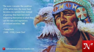American Quotes, Indian Quotes, Creek Chiefs, American Indian, Native ...