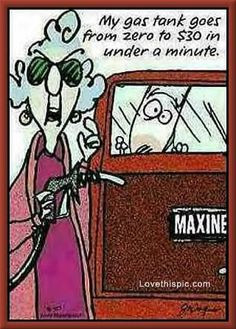 my gas tank funny quotes quote funny quote funny quotes maxine # ...